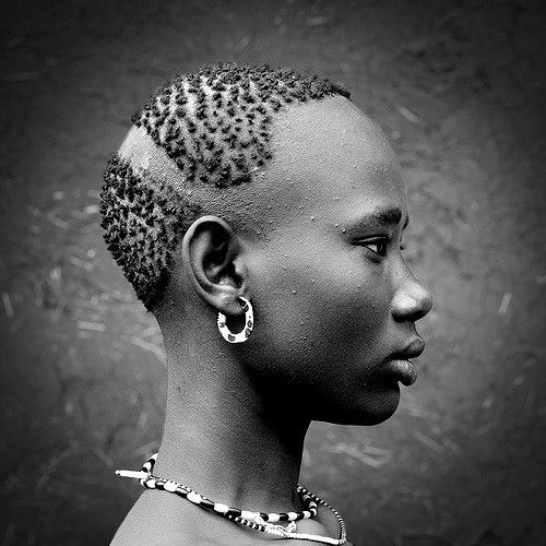 Miss Bichai Hana Village South Ethiopia The Bodi Me En Are A Very Nice African Hairstyles Traditional Hairstyle Natural Hair Styles