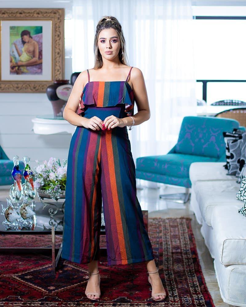 92133fae6 Macacão pantacourt Disponível 😍 P e M Exclusivo Bella class moda feminina  🌷 Centro fashion Fortaleza