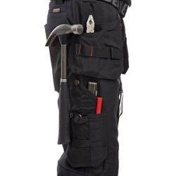 Photo of Blakläder® calças unissex de softshell X1500 preto tamanho 54