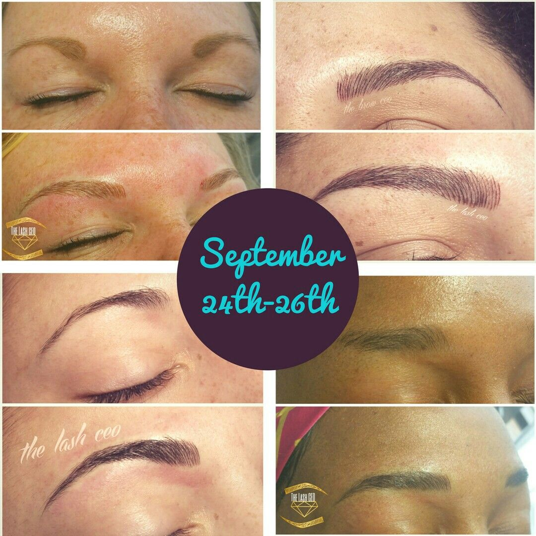 Microblading training in Va Beach  Learn the art, learn the