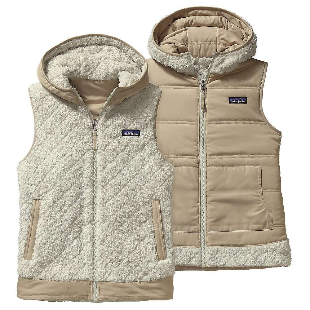 Patagonia Women S Los Gatos Hooded Vest At Moosejaw Com