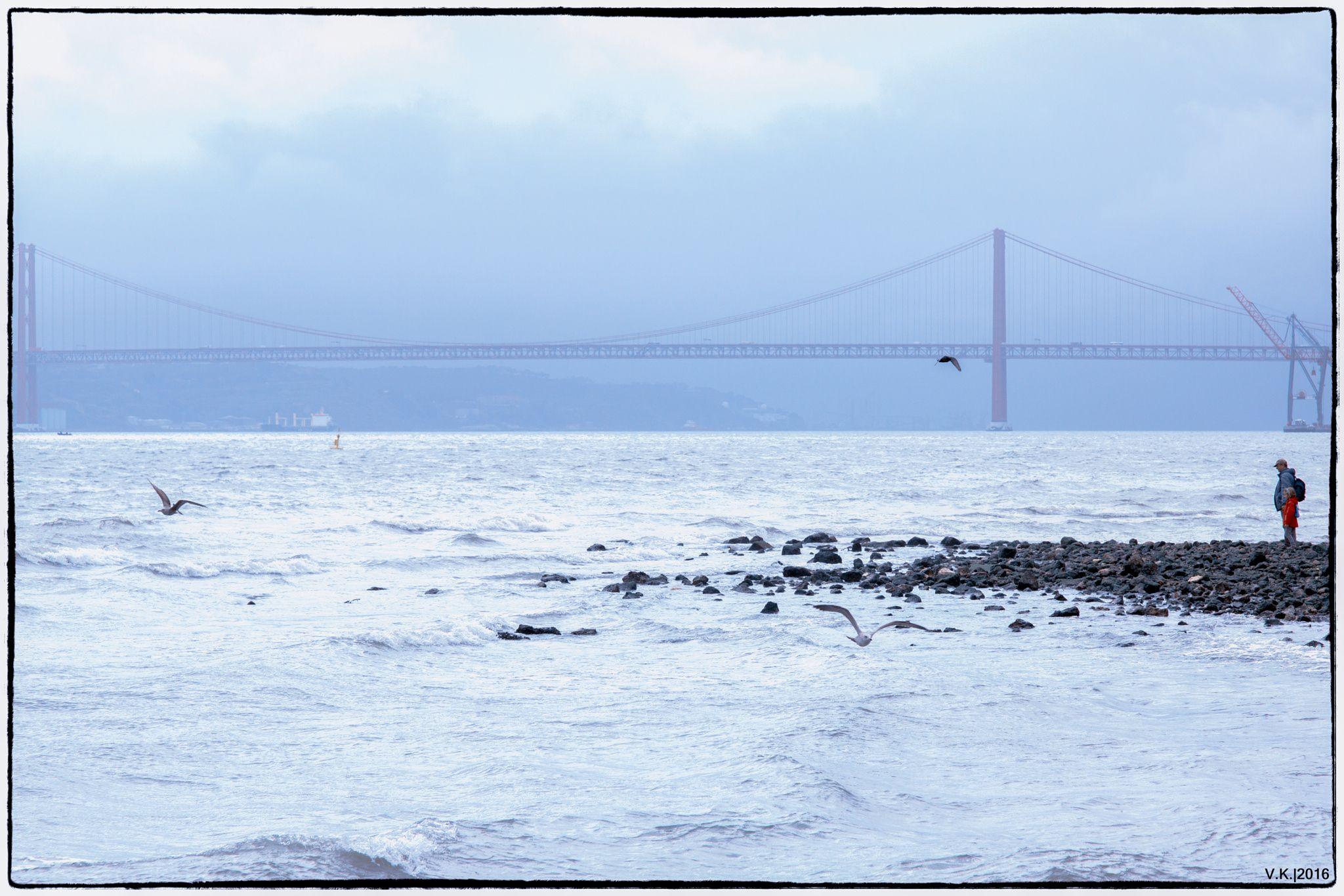 ocean view - Lisbon, Portugal April 2016