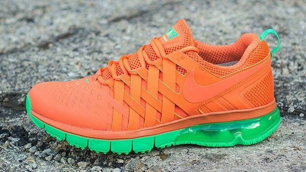 timeless design 2590e 09007 Women s Nike Air Fingertrap Max - neon