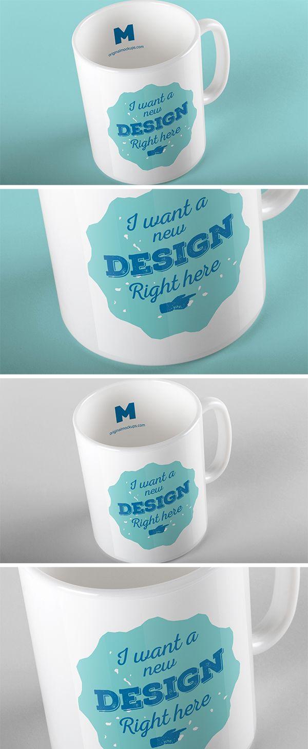 Mug PSD MockUp | GraphicBurger