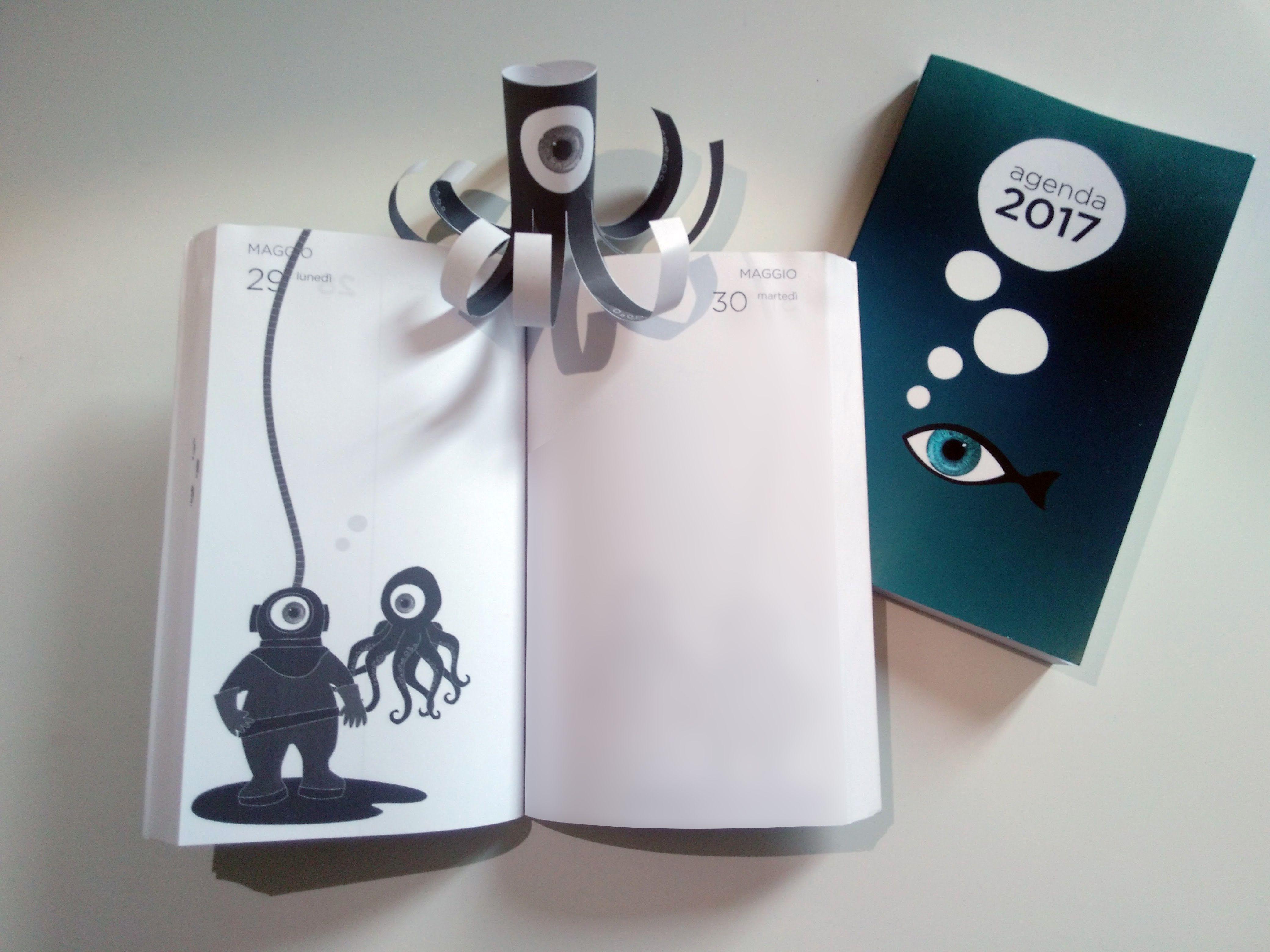 Hai tempo fino all'8 dicembre per ordinare la Nuova Agenda 2017- FlipBook per i tuoi Regali di Natale. Visita il mio Store! http://it.blurb.com/b/7335769-agenda-2017