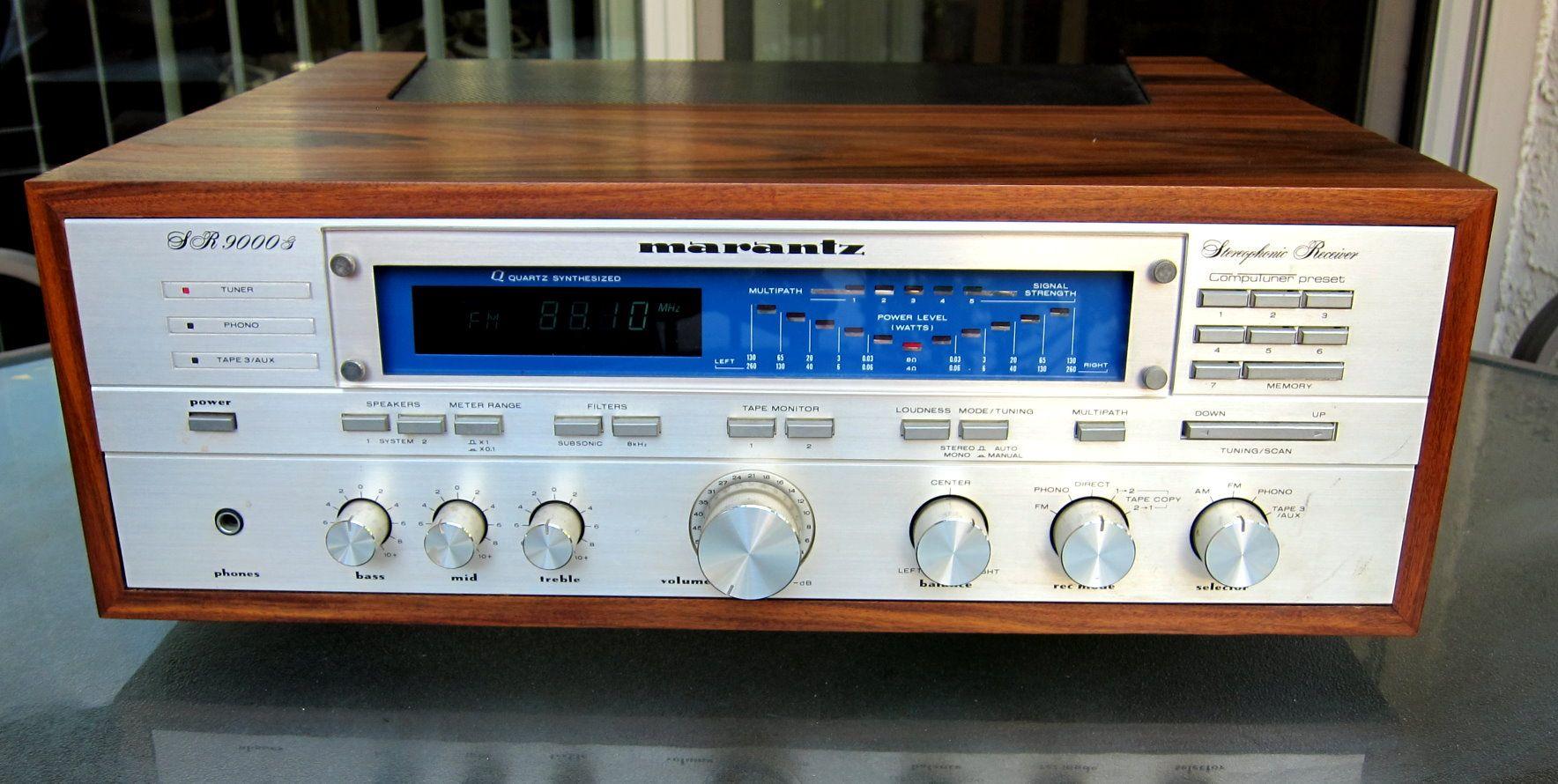 Marantz MM9000 5 channel amp - sale pending Photo #65777 - US ...