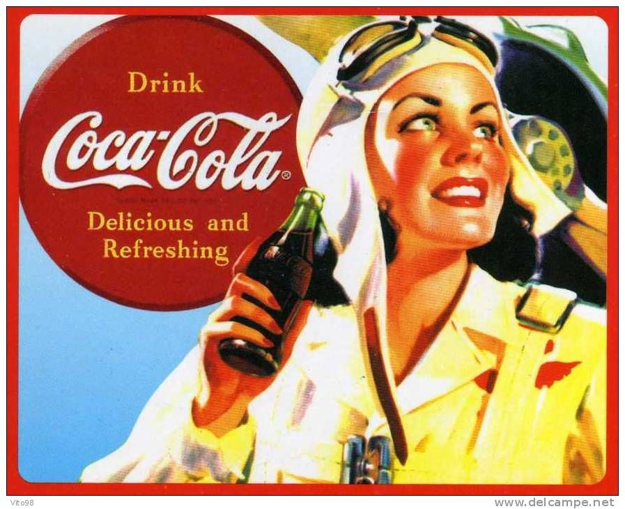 vieille affiche publicitaire coca cola recherche google r clames pinterest coca cola. Black Bedroom Furniture Sets. Home Design Ideas