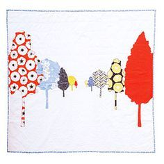 Additional Images of Modern Applique Illusions by Casey York - ConnectingThreads.com