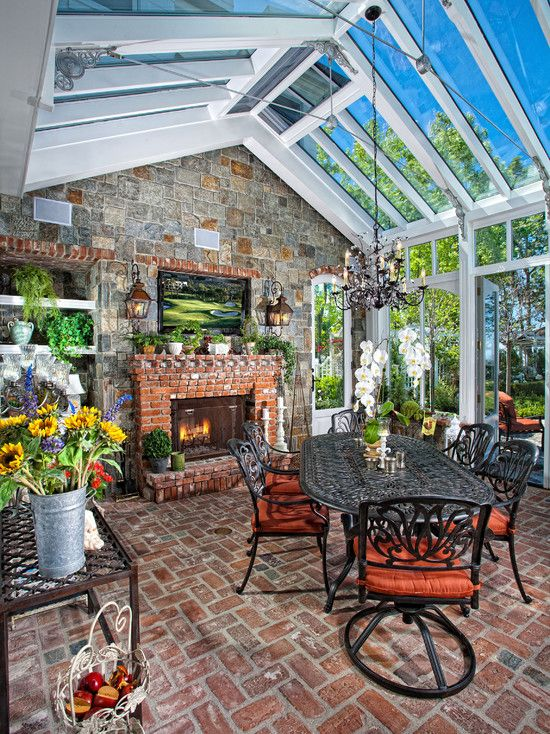 Exotic Sunroom Glass Panels Pictures As Your Ideas Amusing Sunroom