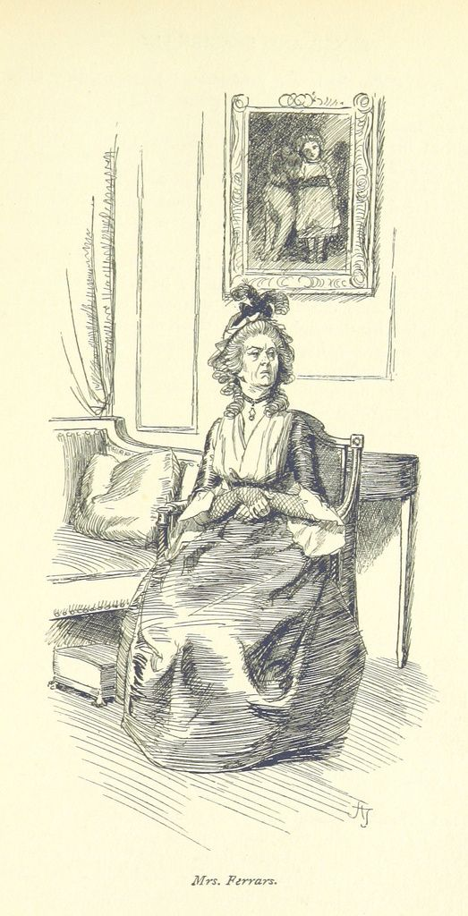 Gorgeous Jane Austen Novel Illustrations From the Time Before Adaptations – Flavorwire