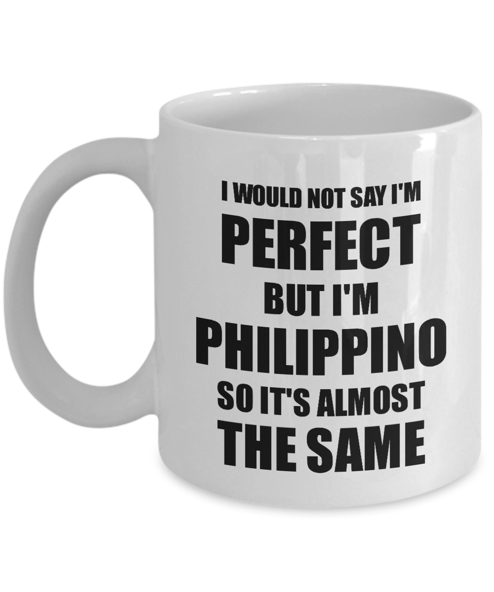 Philippino Mug Funny Philippines Gift Idea For Men Women