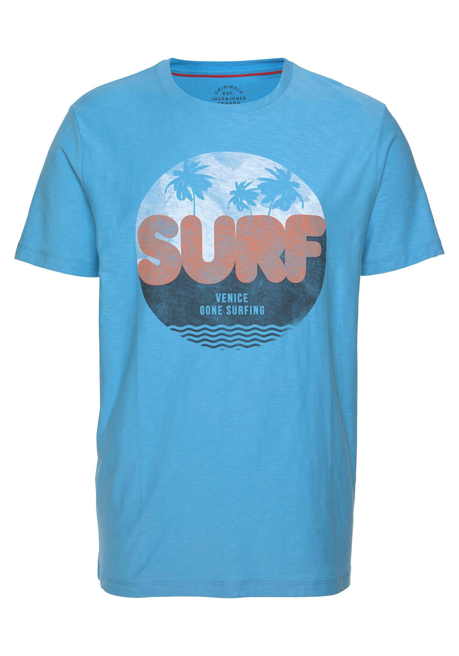 buy popular bcbc2 3e127 Jack & Jones T-Shirt »NEW PLEO TEE« | MY DESIGN FOR JACK ...