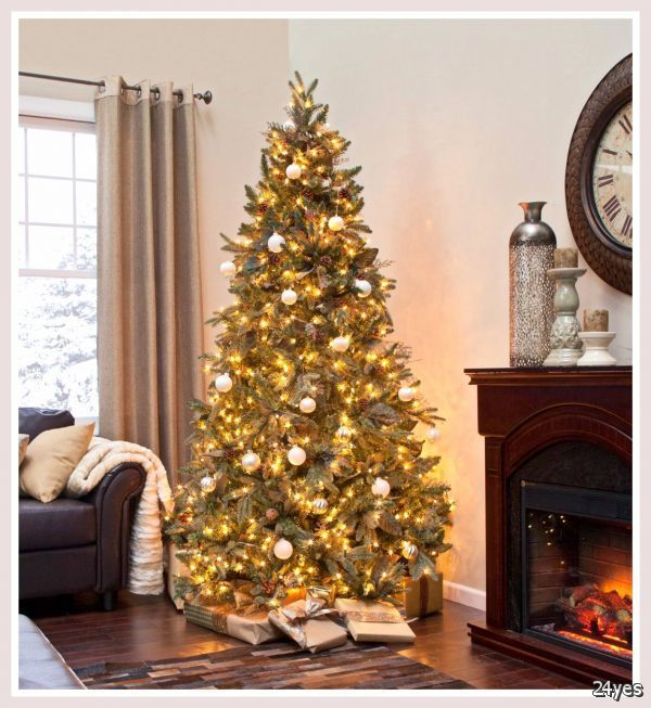 Sophisticated Christmas Tree: Classy Christmas Tree - Google Search