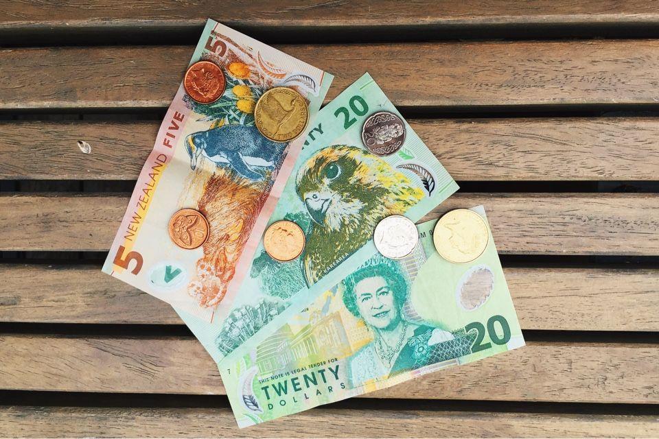 Как выглядят новозеландские доллары