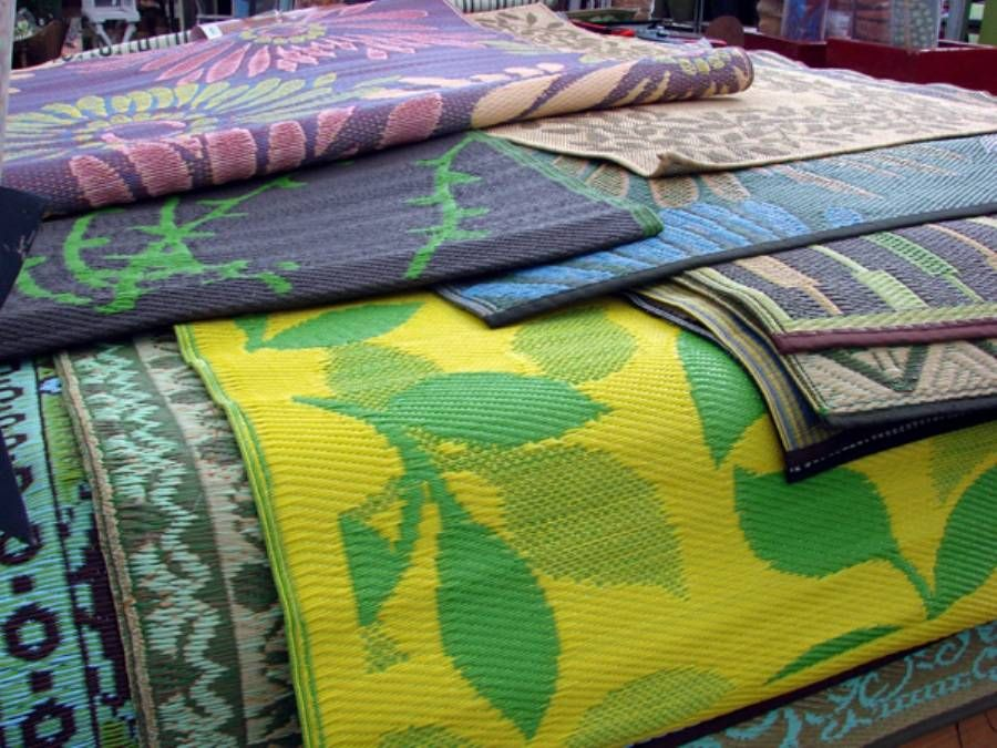 Recycled Plastic Outdoor Rugs for Summer in 2020 Outdoor