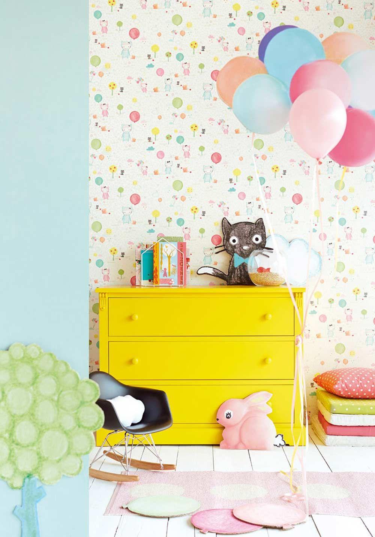 Wunderbare Tapeten für Kinderzimmer & Babyzimmer Kinder
