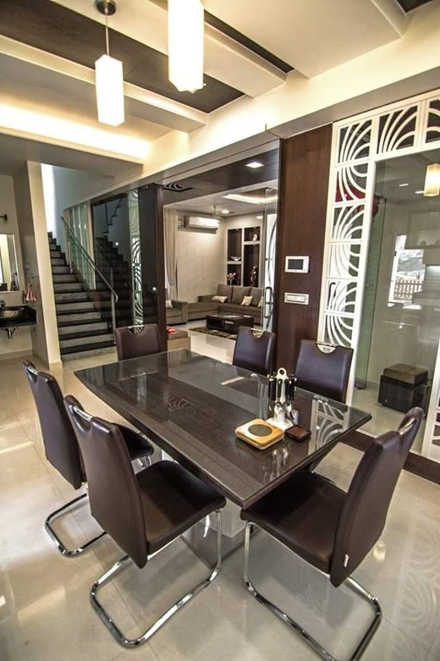 Dining Room Table Image By Gharpedia In 2020 6 Seater Dining