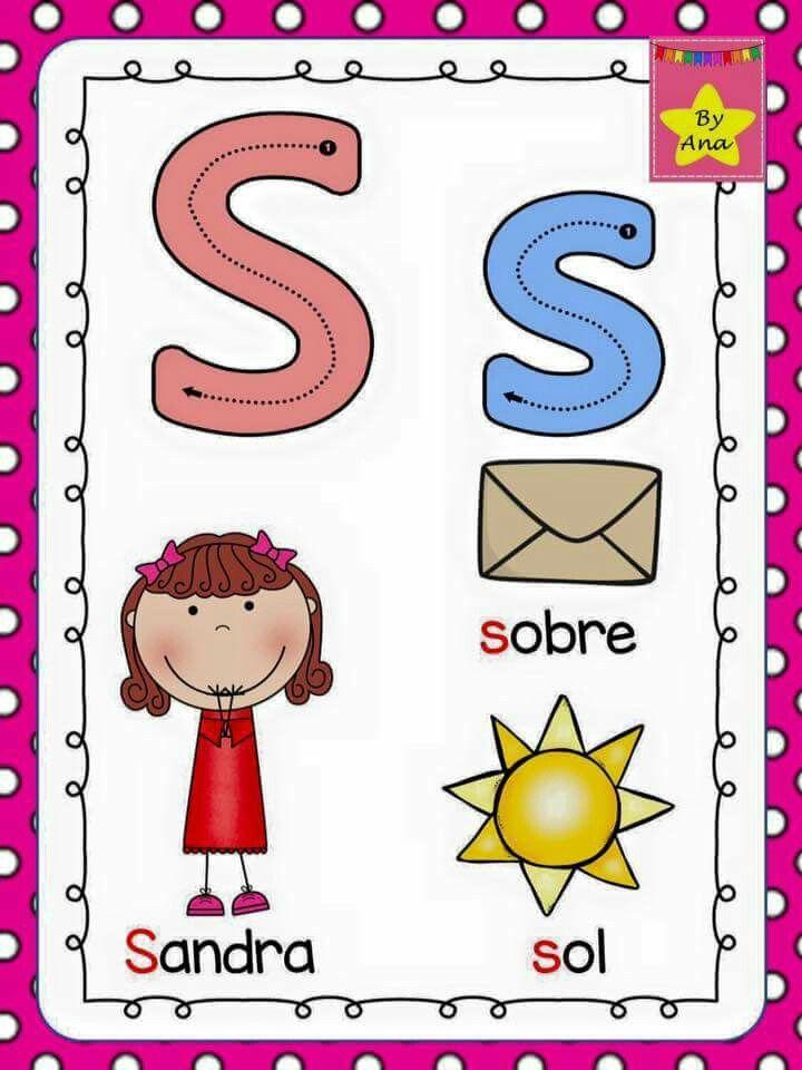 Pin de Mindy Quezada en lecto-escritura | Pinterest | Abecedario ...