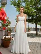 VOYAGE By Mori Lee Style 6501 for a beach wedding