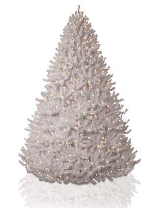 Pikes Peak White Christmas Tree home decor Pinterest Pikes