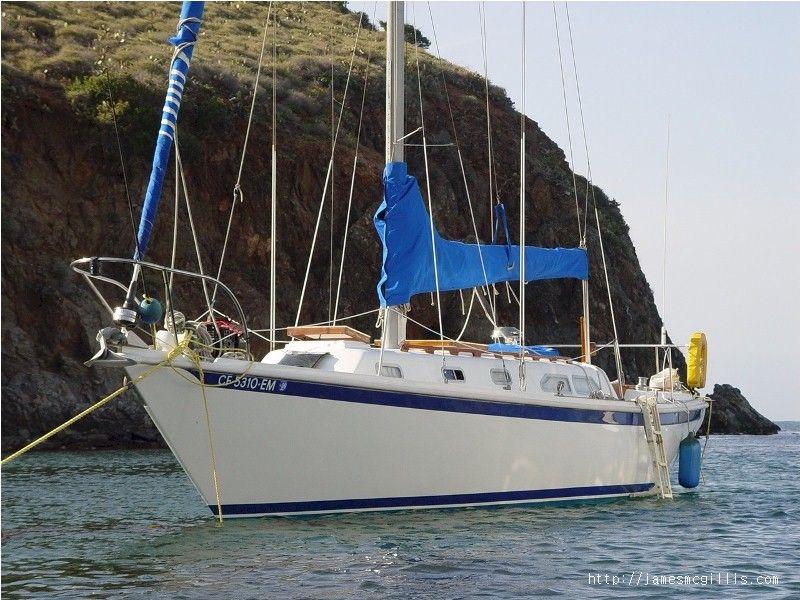 James mcgillis teacher writer photographer sailing