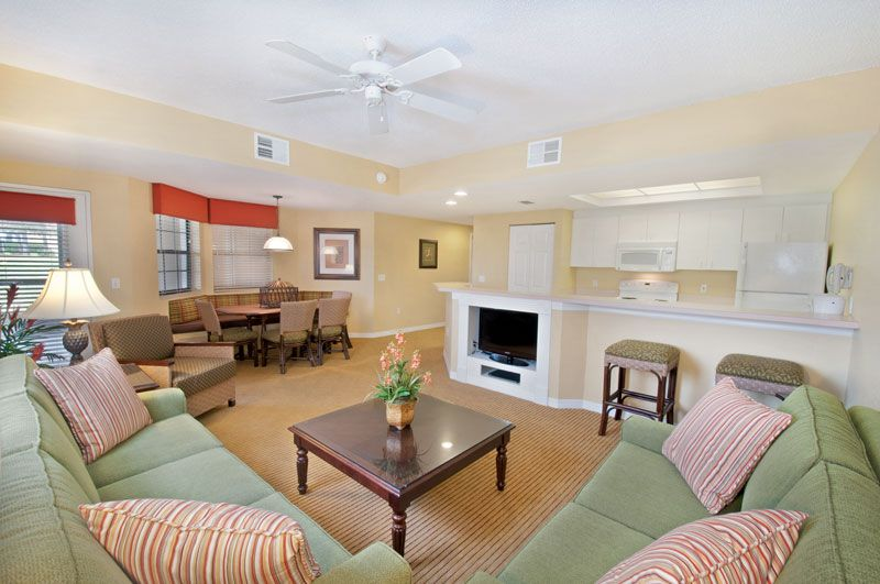 More than enough for you and your family in this 2 bedroom - 2 bedroom resorts in orlando florida ...