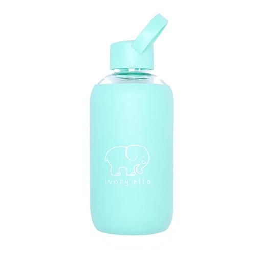 6035c83a7c7ef3 Mint Silicone Water Bottle