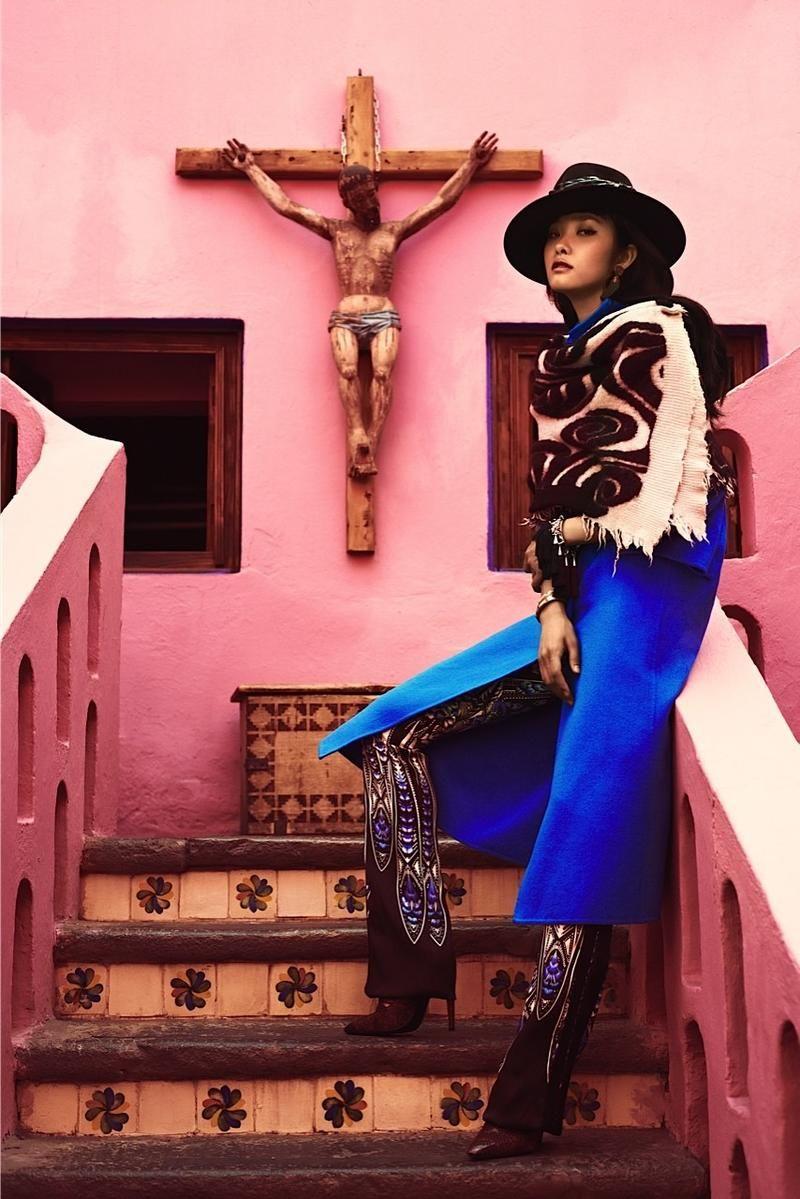 Vogue Korea November 2014