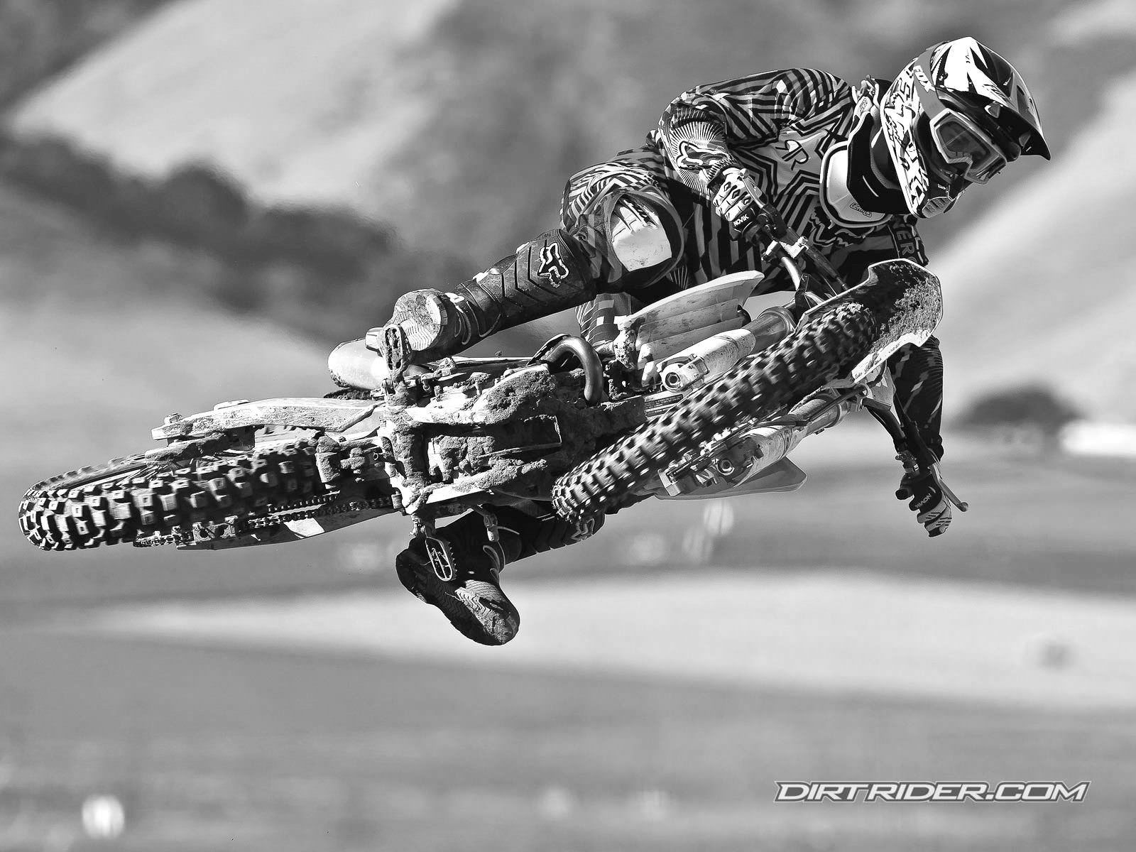 Dirt Bike Black And White Wallpaper Black And White Wallpaper White Wallpaper Black And White
