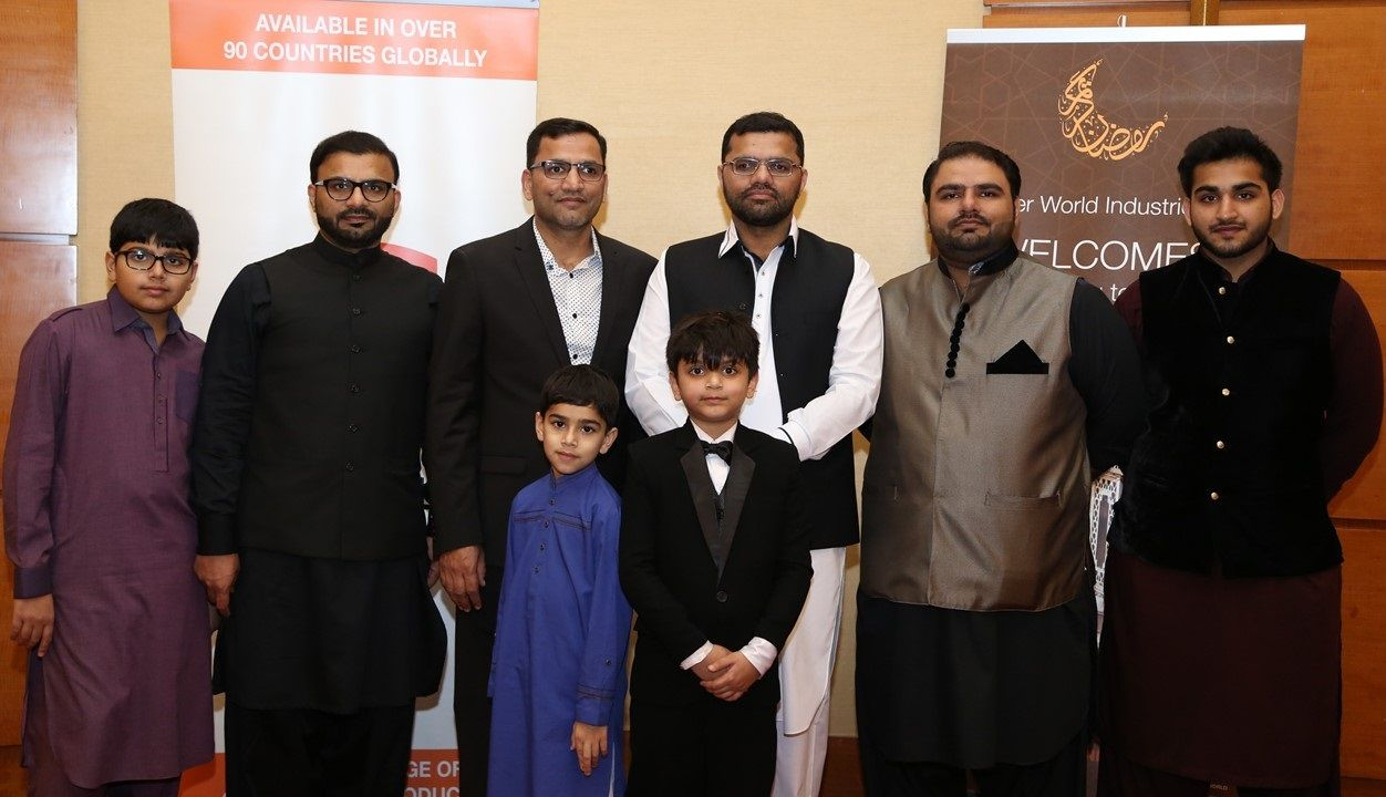 Rubber World Industry Hosts Annual Iftar Gathering - GineersNow