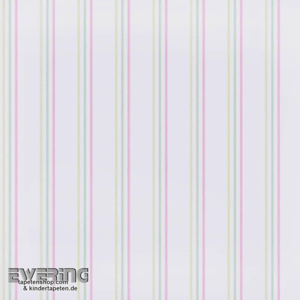 36 aep16225108 alice paul casadeco streifen pastell rosa gr n tapete pinterest - Rosa weiay gestreifte tapete ...
