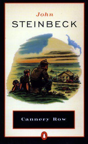 Cannery Row by John Steinbeck, http://www.amazon.com/dp/B001BC6GUO/ref=cm_sw_r_pi_dp_sQRDsb1J055YZ