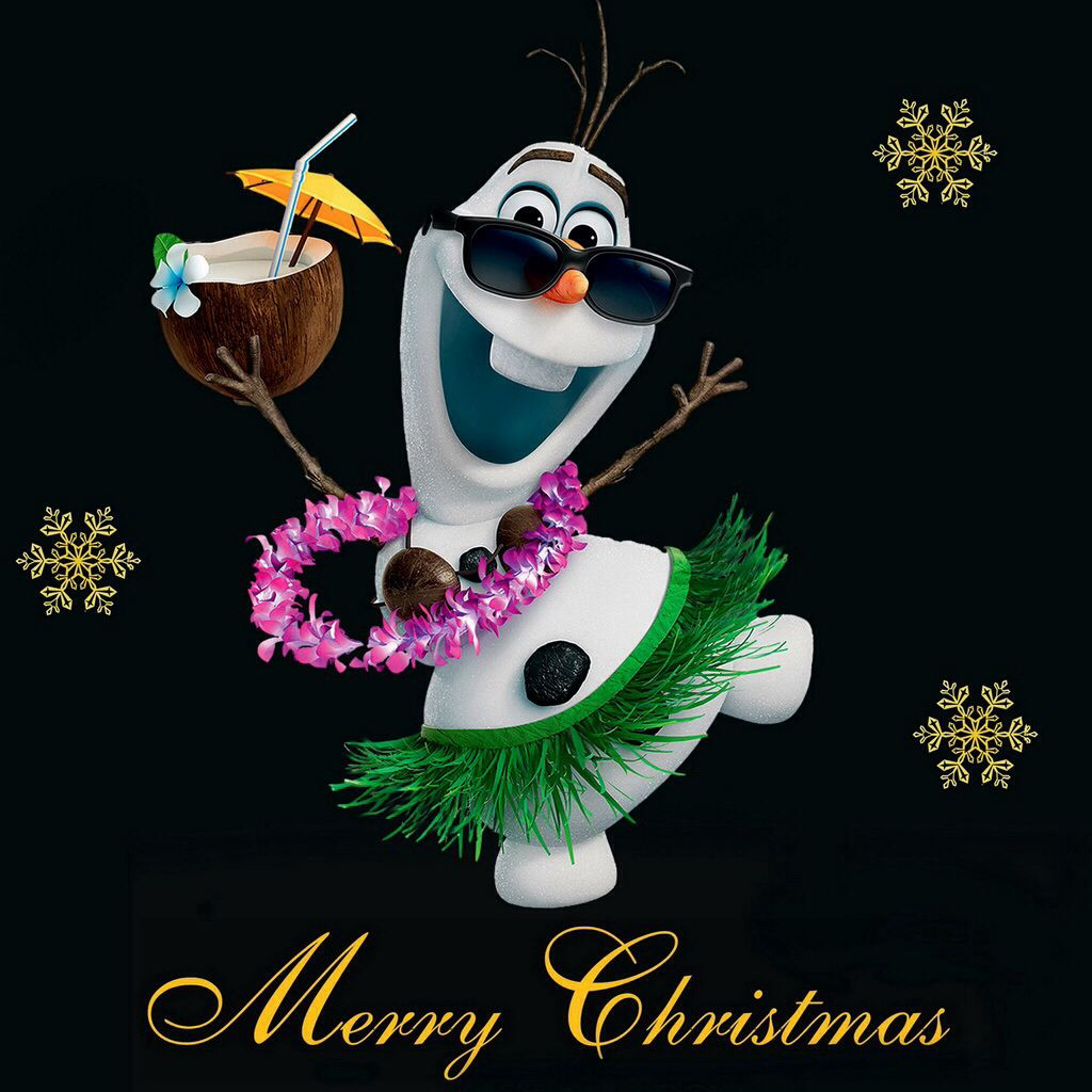 Olaf saying merry Christmas | Disney | Pinterest | Olaf