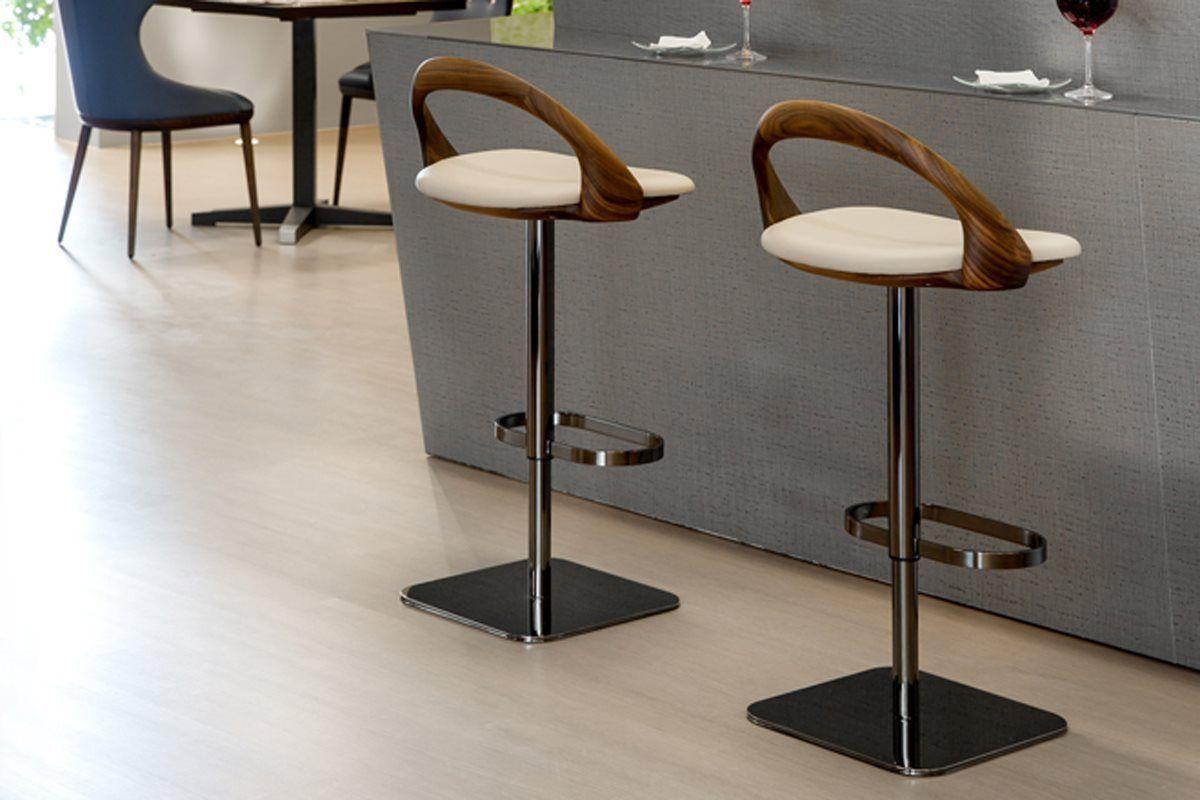 Bar stool red orsitalia eleganza sgabello bar alto buy оrder