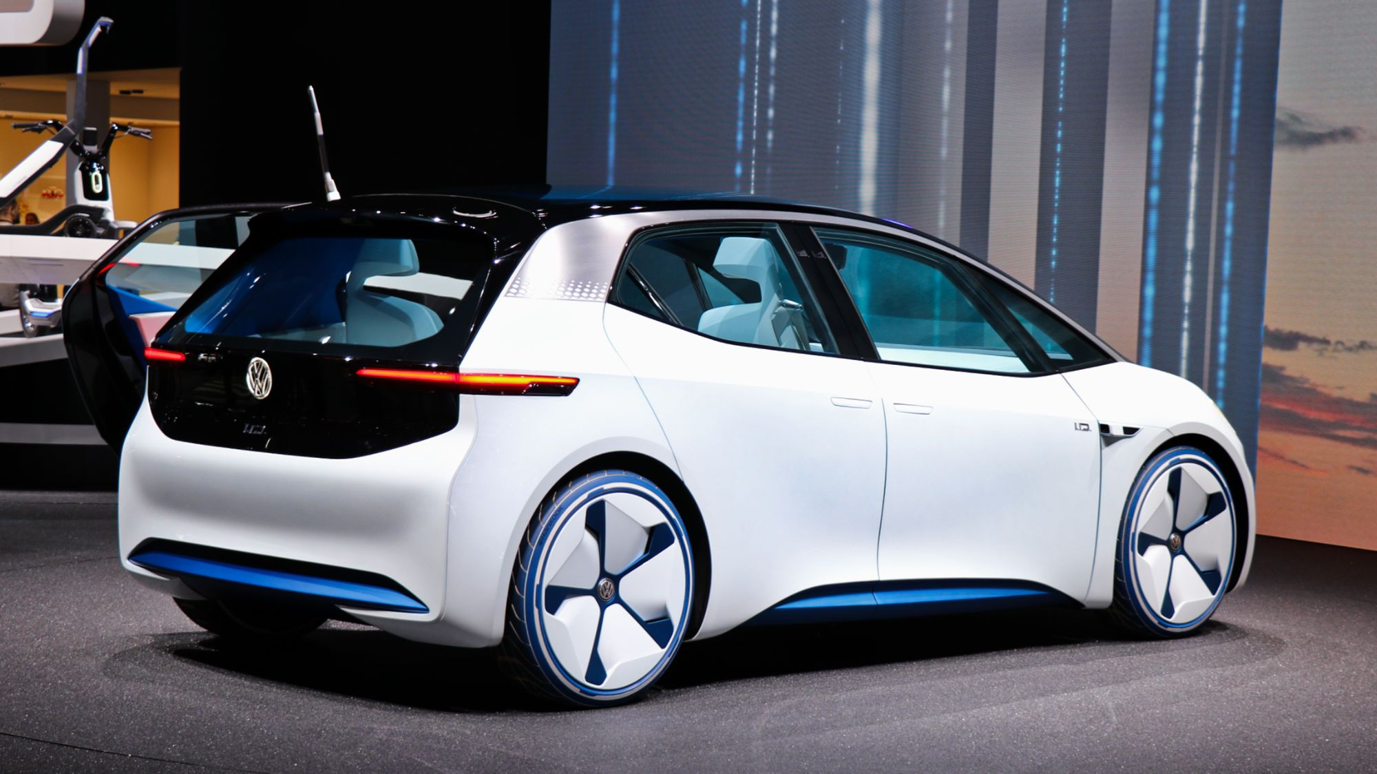2019 (January) Germany BestSelling Electric Car Brands