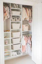 Como organizar o quarto dos seus filhos: www.stylemepretty  Fotografia: Elza Photograp     Home #Decoration #homedecor #homedesign #homeideas #trendybedroom