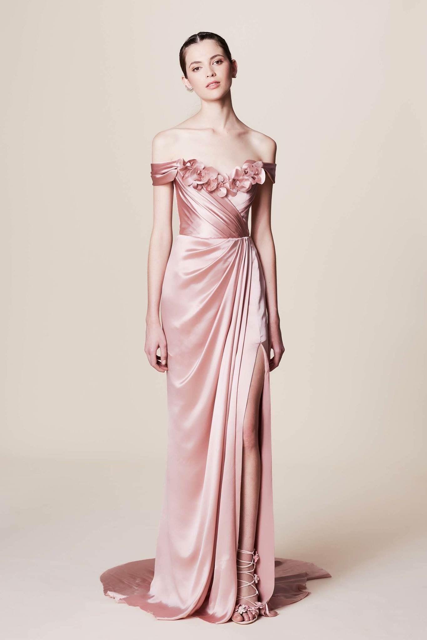 Pin de Layge en Gorgeous gowns | Pinterest | Alta costura, Traje y ...