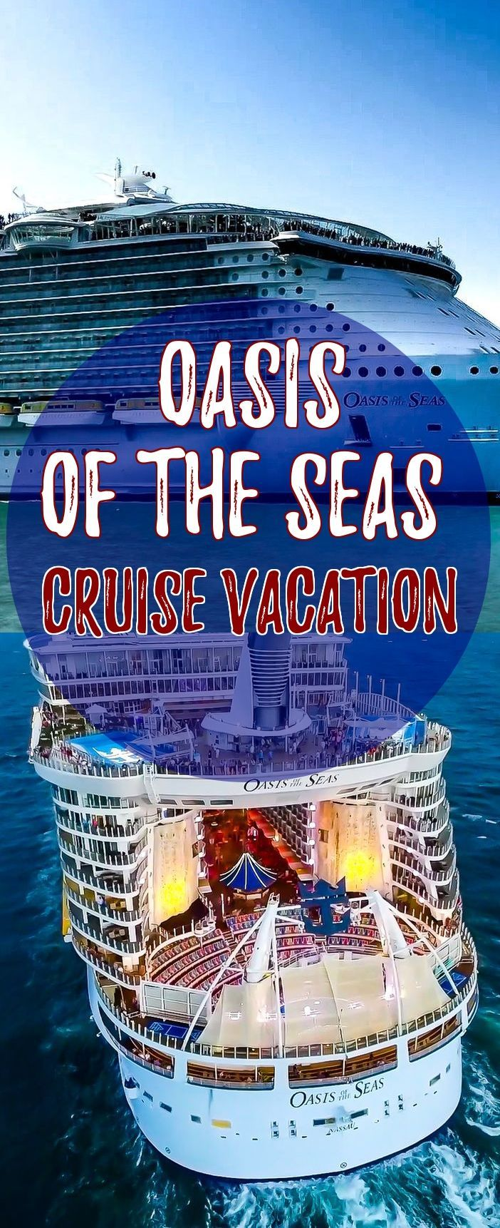 7 Night Western Eastern Caribbean Cruises From Port CanaveralOasis Of The Seas Royal International