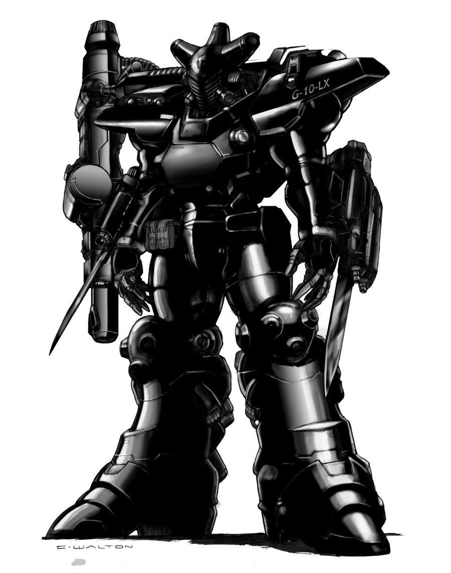 power armor aufladen