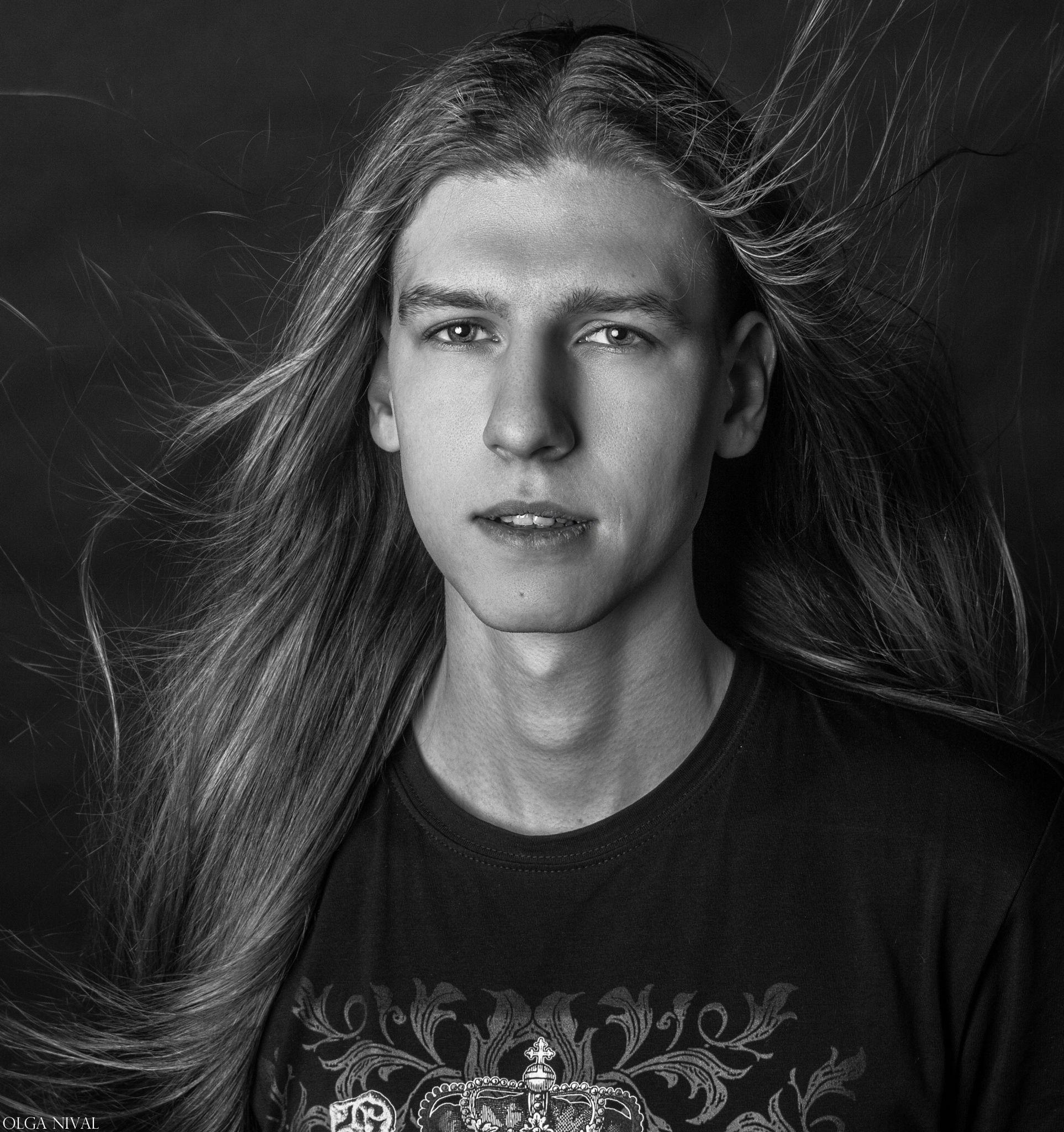 Egor  null  Long haired men  Pinterest  Long haired men