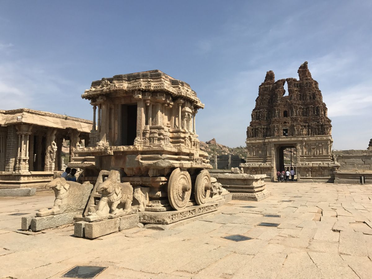 Unesco World Heritage Site Hampi