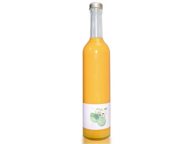 """数量限定!大人気イタリアの伝統酒リモンチェッロを""""夕張メロン""""で - ライブドアニュース"""