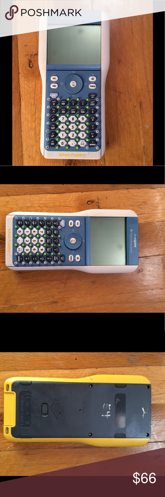 Texas Instruments TInspire Graphing calculator Great for