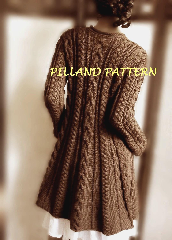 PillandPattern | muster | Strickmuster pullover, Zopfmuster
