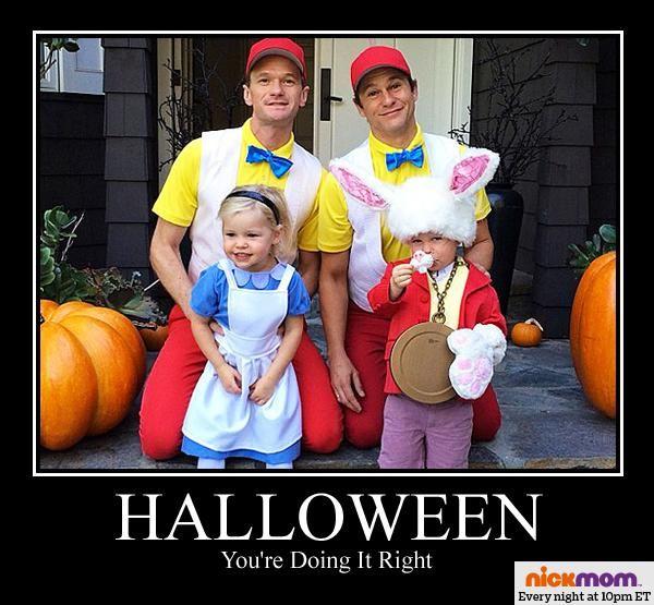Neil Patrick Harrisu0027 Family Has the Most Adorable Halloween Costumes Ever  sc 1 st  Pinterest & Neil Patrick Harrisu0027 Family Has the Most Adorable Halloween Costumes ...