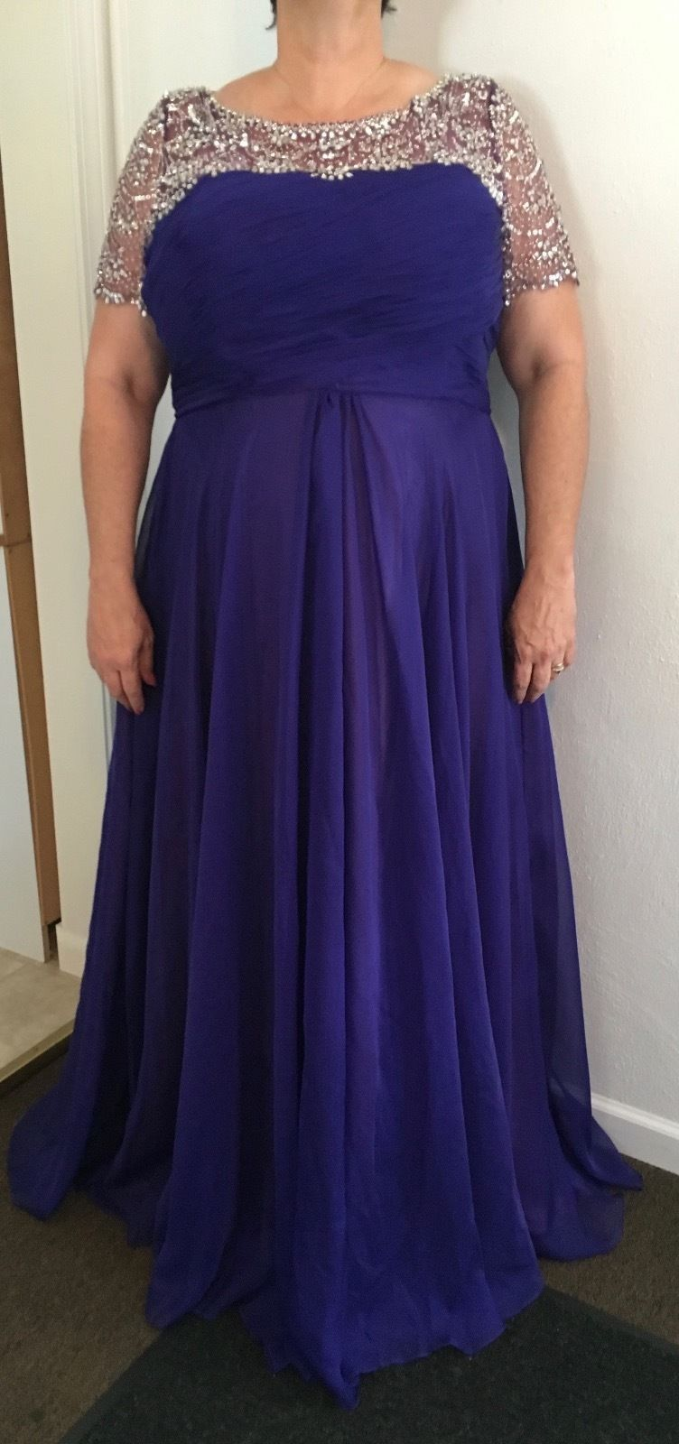 Plus size mother of the bride dresses by darius dress designs