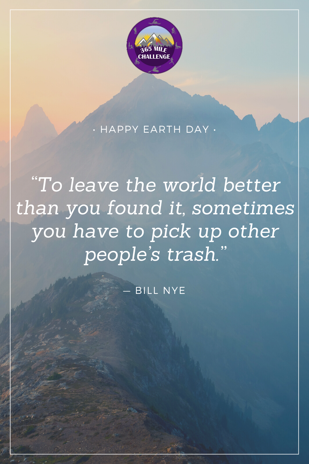 Happy Earth Day! in 2020 | Happy earth, Inspirational ...