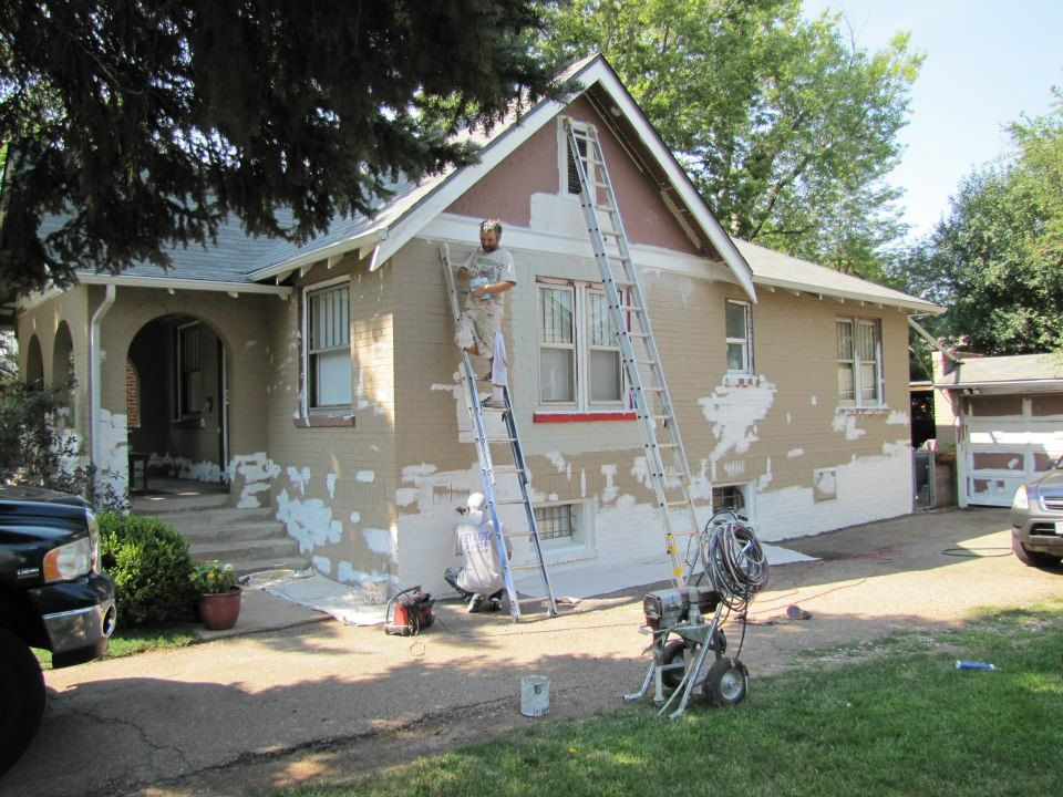 Exterior House Painters Painting  Pinterest