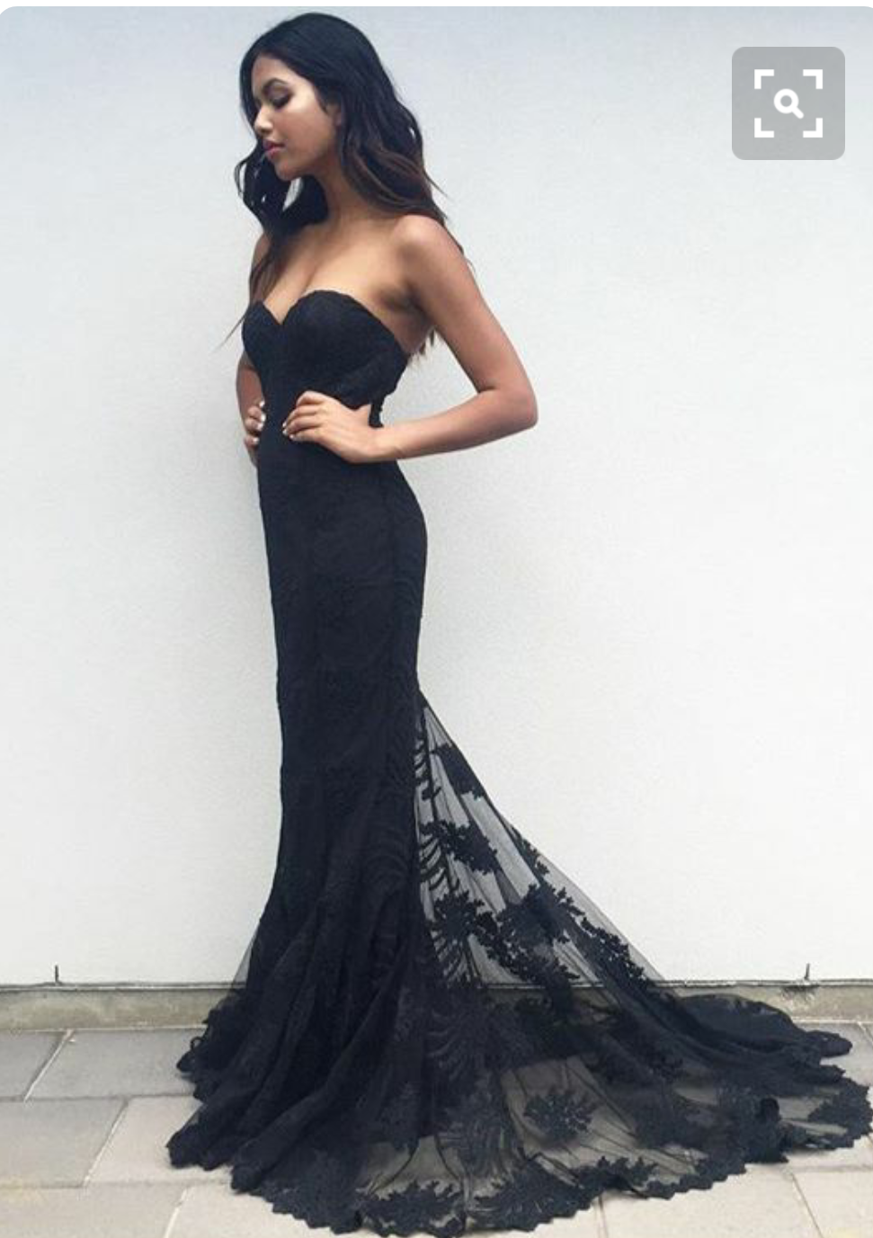 Pin By Frankie On Outfits Black Lace Prom Dress Sweetheart Prom Dress Prom Dresses Lace [ 1377 x 971 Pixel ]