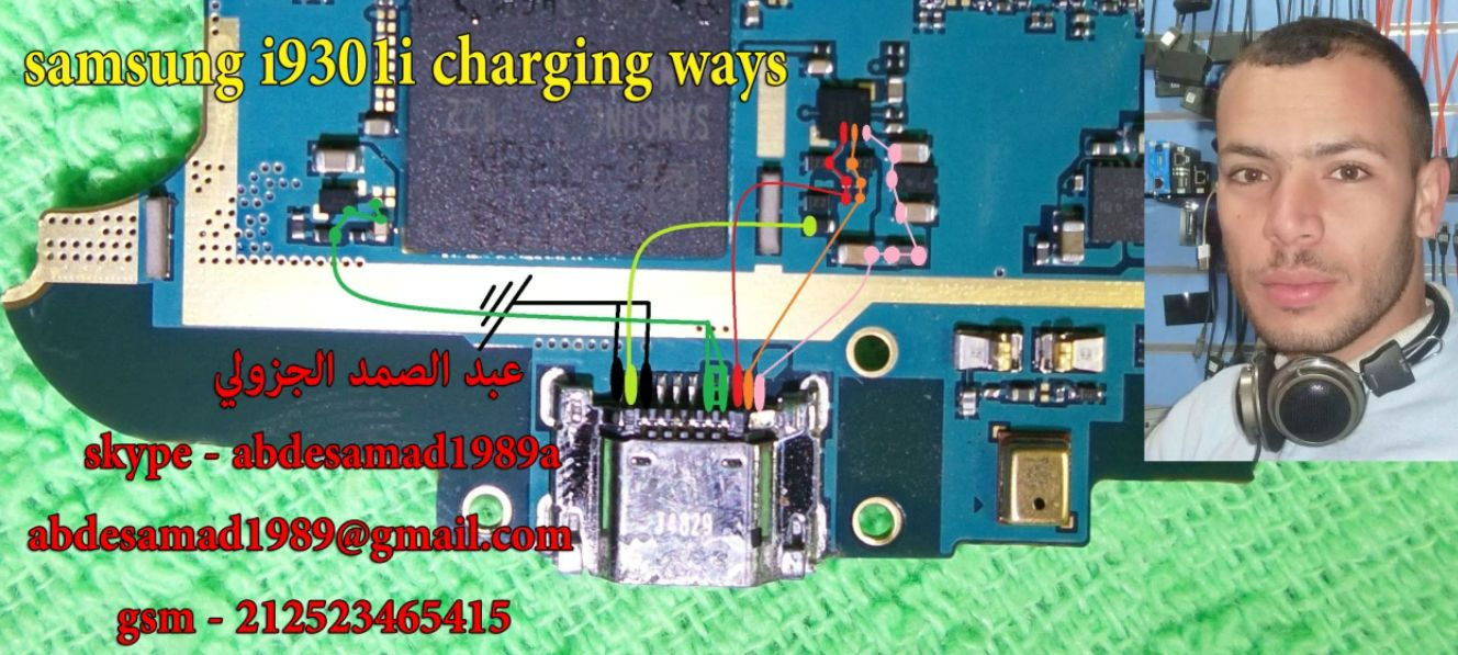 Samsung Galaxy S3 Neo I9301I Charging Solution Jumper